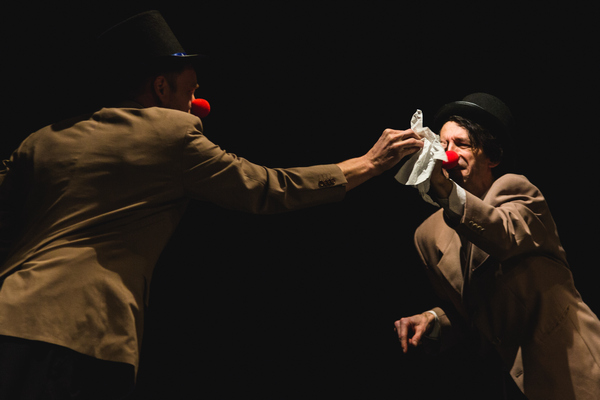 divadlo bolka polivky klaun