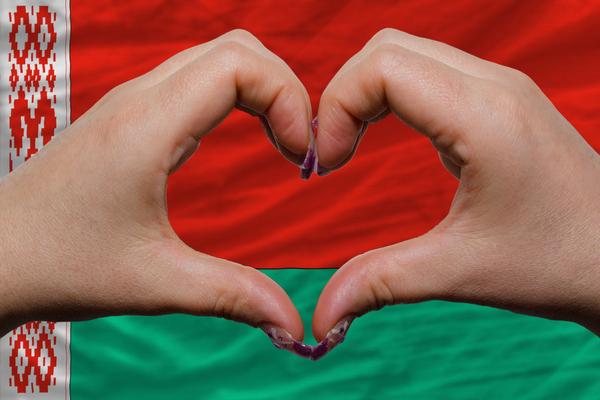 beloruska vlajka podpora umelcum brno