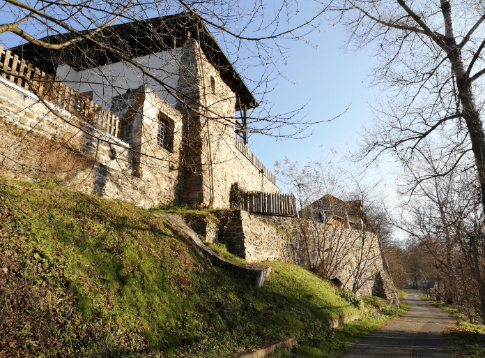 Slezskoostravský hrad, foto Jakub Otto