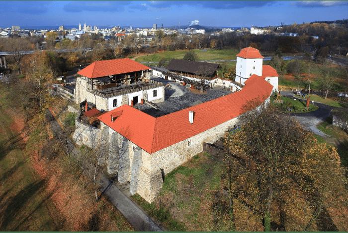 Slezskoostravský hrad, foto: archiv Černá louka s.r.o.