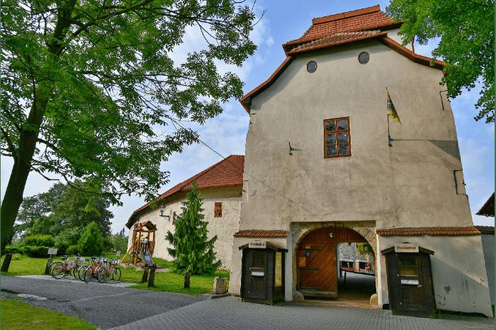 Slezskoostravský hrad, foto Jan Král