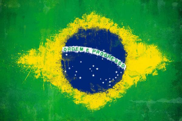 brazilska vlajka