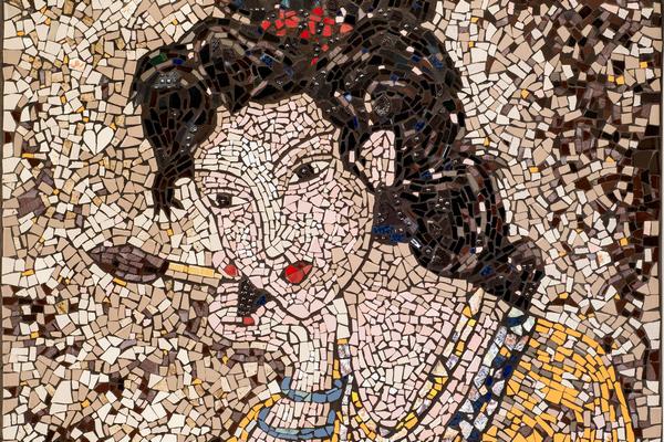 mozaika luzanky